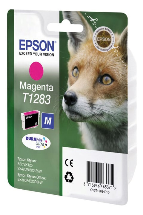 T128340 magenta Tintenpatrone Epson 797519600000 Bild Nr. 1