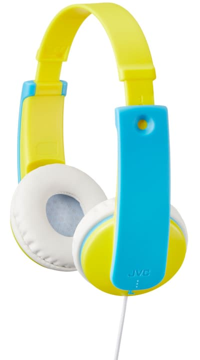 HA-KD7-Y, jaune Casque On-Ear JVC 785300137679 Photo no. 1