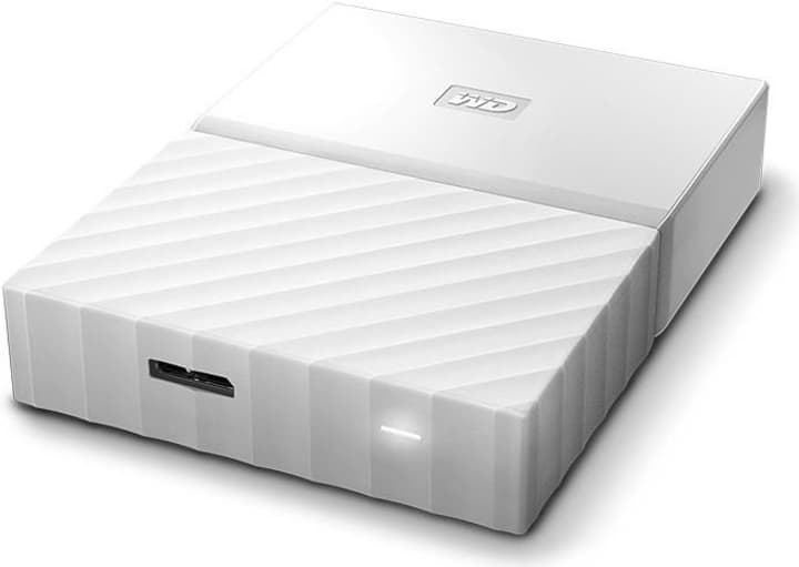 My Passport 1TB Disque externe 2.5'' blanc Disque Dur Externe HDD Western Digital 785300124412 Photo no. 1