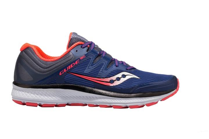 Guide ISO Chaussures de course pour homme Saucony 463229342040 Couleur bleu Taille 42 Photo no. 1