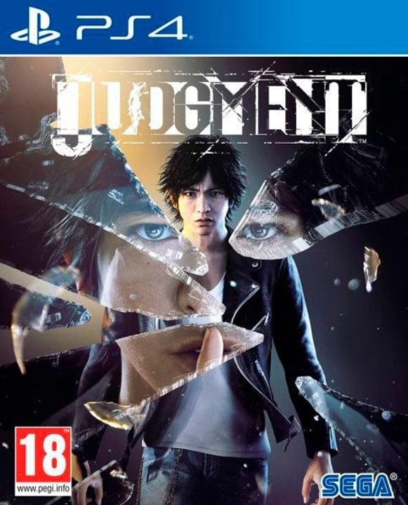 PS4 - Judgment D Box 785300144101 N. figura 1