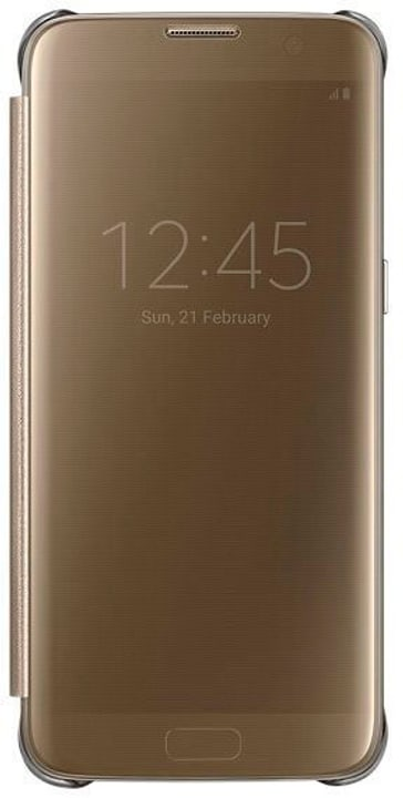 Galaxy S7 Edge Clear View Cover Samsung 785300127817 Bild Nr. 1