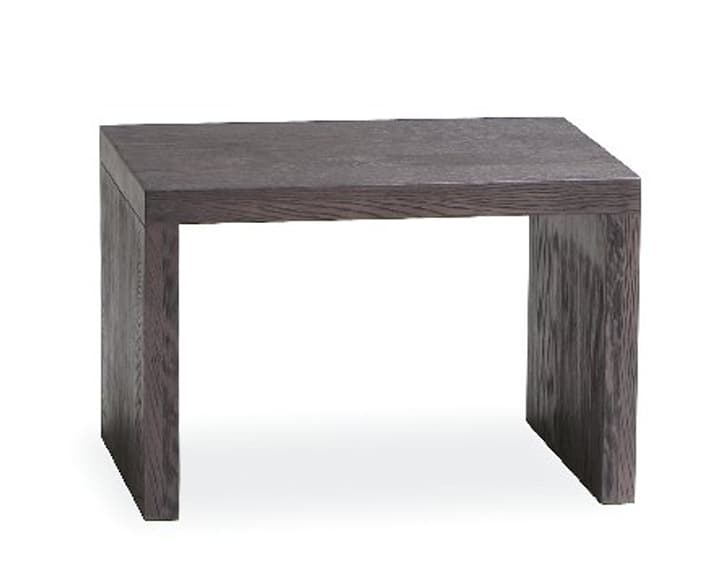 OSTA Table de chevet HASENA 403140685066 Dimensions L: 48.0 cm x P: 38.0 cm x H: 32.0 cm Couleur Chêne graphit Photo no. 1