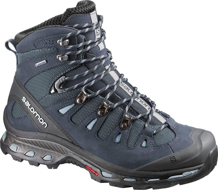 Quest 4D 2 GTX Chaussures de trekking pour femme Salomon 497170938040 Couleur bleu Taille 38 Photo no. 1