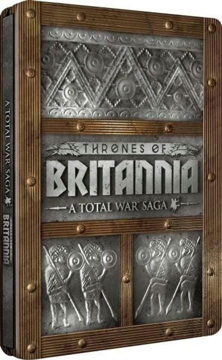 PC - Total War Saga: Königreiche Britanniens (D) Physisch (Box) 785300132660 Bild Nr. 1