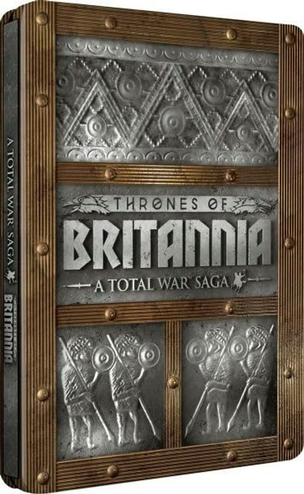 PC - Total War Saga: Thrones of Britannia (F) Fisico (Box) 785300132662 N. figura 1