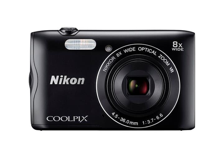 A300 incl. sacoche et carte mémoire de 8 Go Set appareil photo compact Nikon 793423100000 Photo no. 1