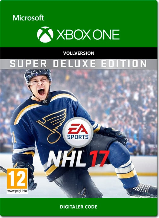 Xbox One - NHL 17: Super Deluxe Edition Download (ESD) 785300137370 Photo no. 1
