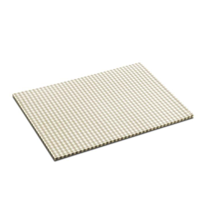 VICHY Papiertischset 378053000000 Farbe Beige Grösse B: 42.0 cm x T: 30.0 cm Bild Nr. 1