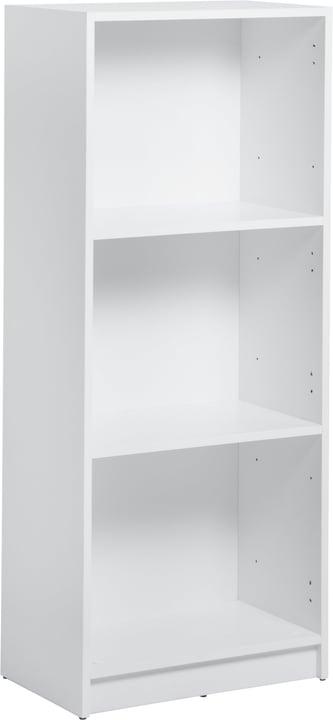 SAX Étagère basse, étroite 407551700000 Dimensions L: 51.0 cm x P: 32.0 cm x H: 123.0 cm Couleur Blanc Photo no. 1