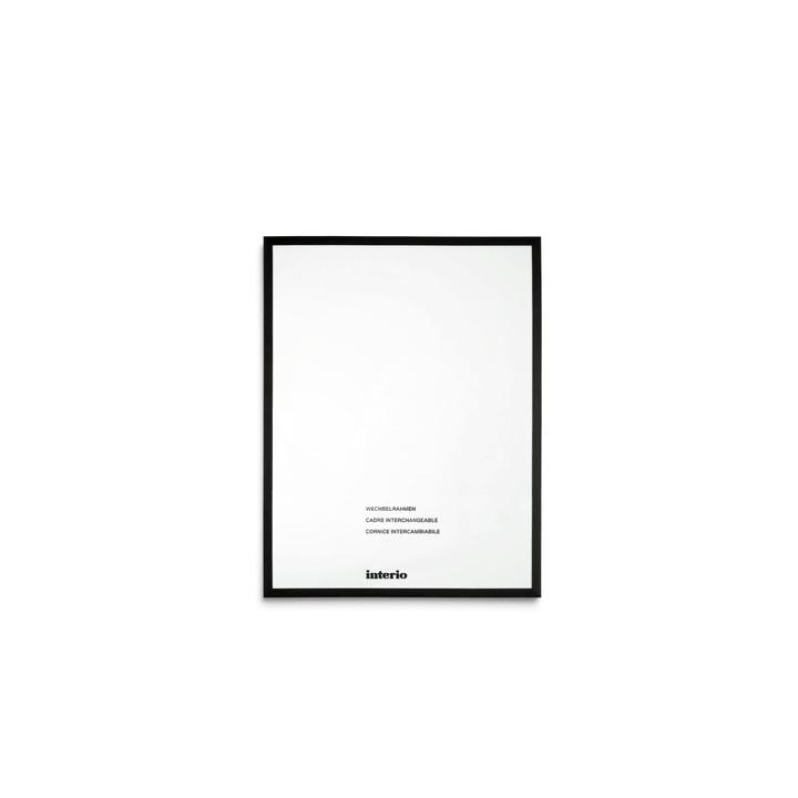 PANAMA Cornice 384002606875 Dimensioni quadro 21 x 29,7 (A4) Colore Nero N. figura 1