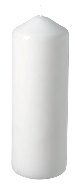 BAL Zylinderkerze 440582400210 Farbe Weiss Grösse B: 7.0 cm x H: 20.0 cm Bild Nr. 1