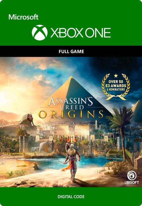Xbox One - Assassin's Creed Origins: Standard Edition Digitale (ESD) 785300136377 N. figura 1