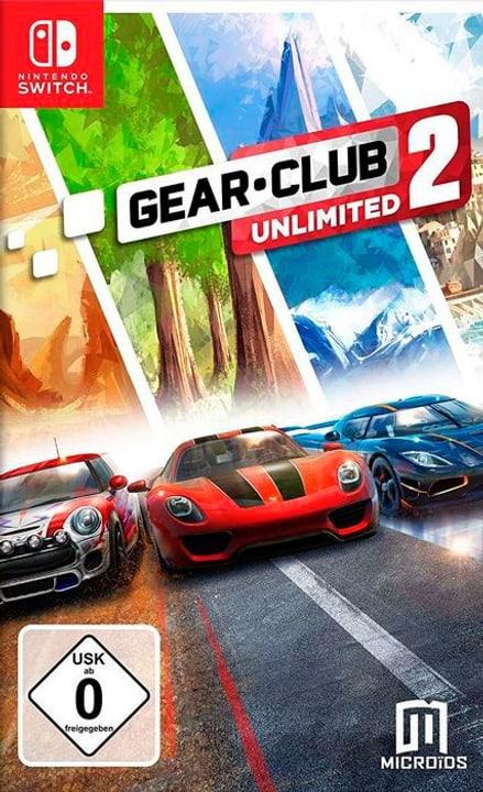 NSW - Gear Club Unlimited 2 D Box 785300139041 Photo no. 1