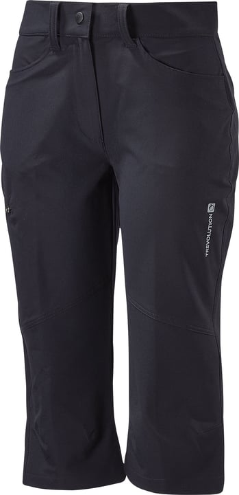 Absam II Pantalon 3/4 femmes Trevolution 462785604043 Couleur bleu marine Taille 40 Photo no. 1