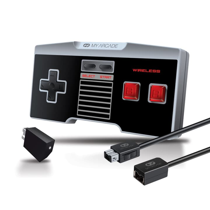 Gamepad Combo Kit manette pour NES dreamGEAR 798072500000 Photo no. 1