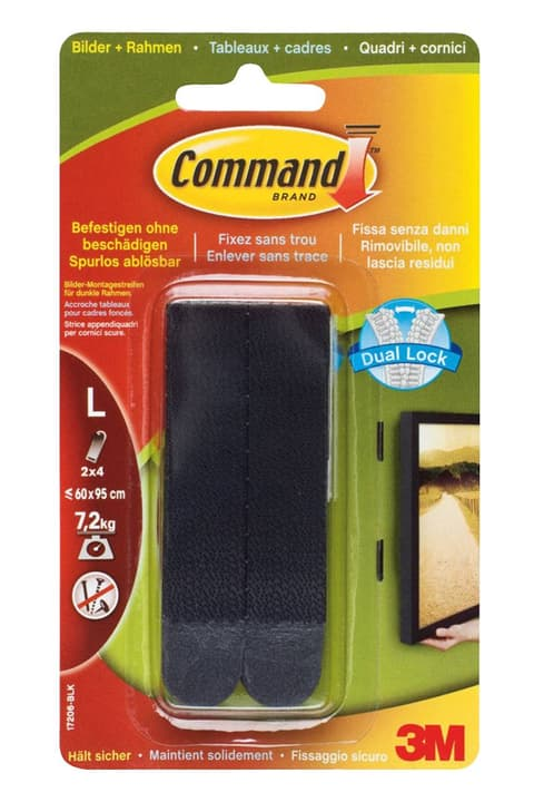 COMMAND Bilder-Montagestreifen L 432003700500 Bild Nr. 1