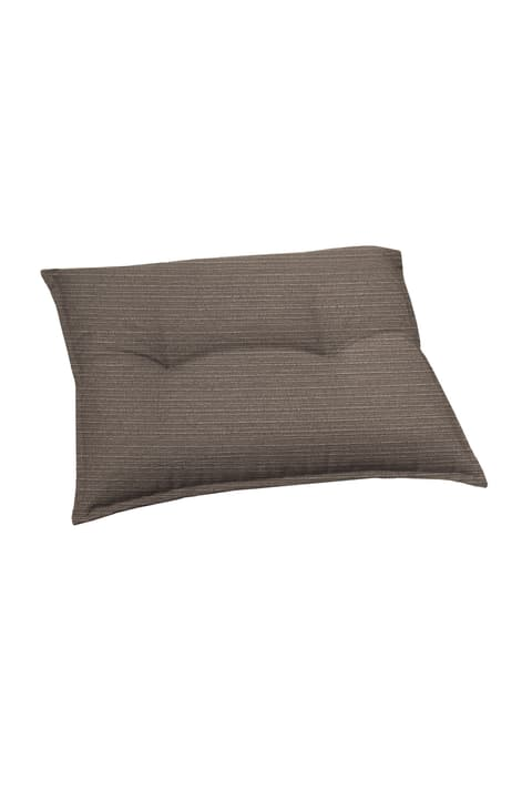 RODRIGA Coussin siege 450742404070 Couleur Marron Dimensions L: 40.0 cm x P: 40.0 cm x H: 8.0 cm Photo no. 1