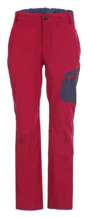 Kildeer Pantalon en softshell pour fille Icepeak 466940714088 Couleur bordeaux Taille 140 Photo no. 1