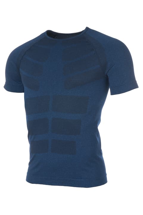 Herren-T-Shirt Perform 460996900322 Farbe dunkelblau Grösse S Bild-Nr. 1