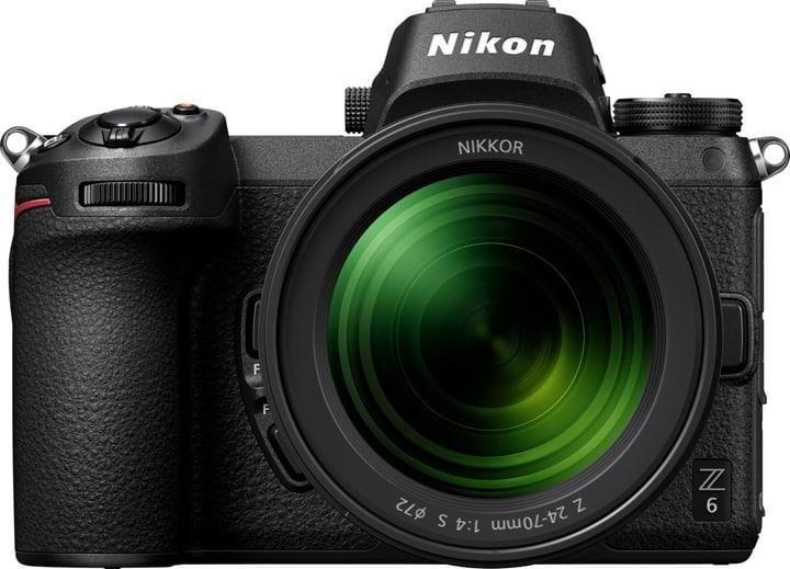 Z 6 Kit 24-70mm f/4 S + FTZ Adaptateur appareil photo hybride Nikon 793436900000 Photo no. 1