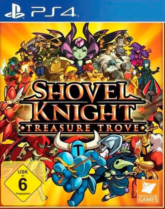PS4 - Shovel Knight: Treasure Trove D Box 785300145713 N. figura 1