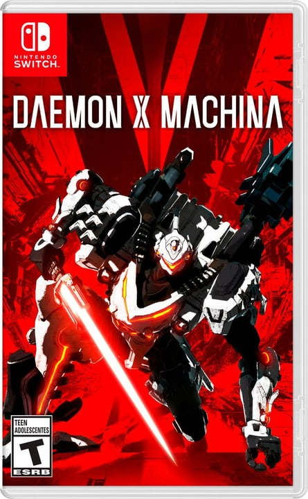 NSW - Daemon X Machina Box Nintendo 785300145464 Langue Allemand Plate-forme Nintendo Switch Photo no. 1