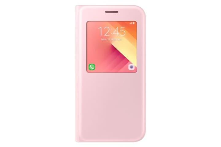 S View Standing Cover rosé vif Coque Samsung 798075700000 Photo no. 1