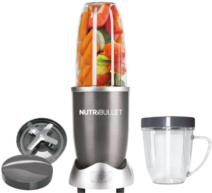 Nutribullet Extracteur de substances nutritives 600W 8 pièces Nutribullet 717453700000 Photo no. 1