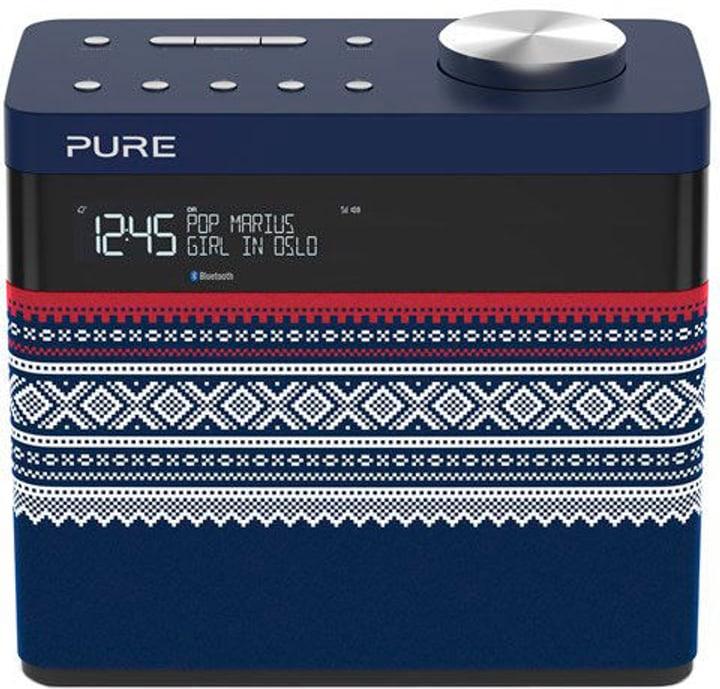 POP Maxi Marius - Blau DAB+ Radio Pure 785300131564 Bild Nr. 1