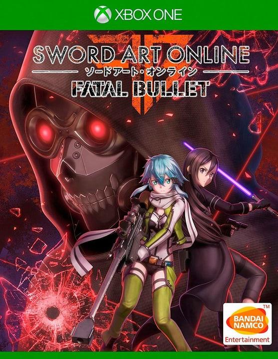 Sword Art Online: Fatal Bullet [XONE] (D) Box 785300131101 Photo no. 1