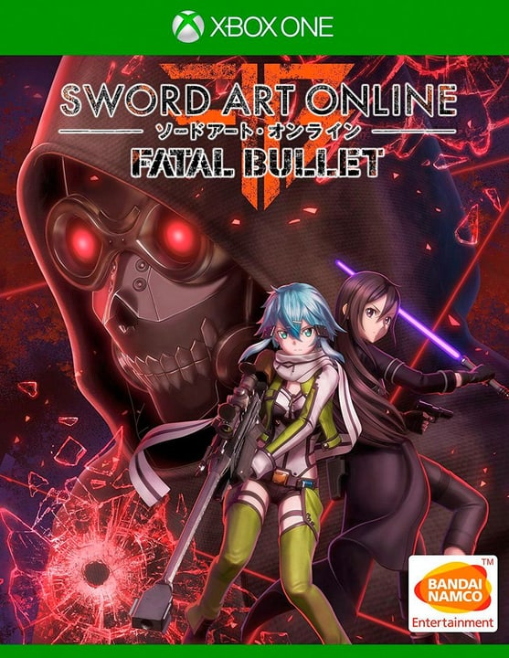 Sword Art Online: Fatal Bullet [XONE] (D) Box 785300131101 Bild Nr. 1