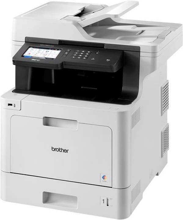 MFC-L8900CDW Color-Laser Stampante Multifunzione Brother 785300122929 N. figura 1