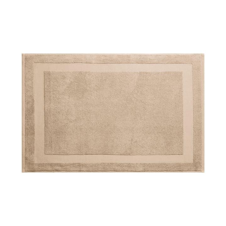 ROYAL Tapis de bain 60x90cm 374138620974 Dimensions L: 60.0 cm x P: 90.0 cm Couleur Beige Photo no. 1