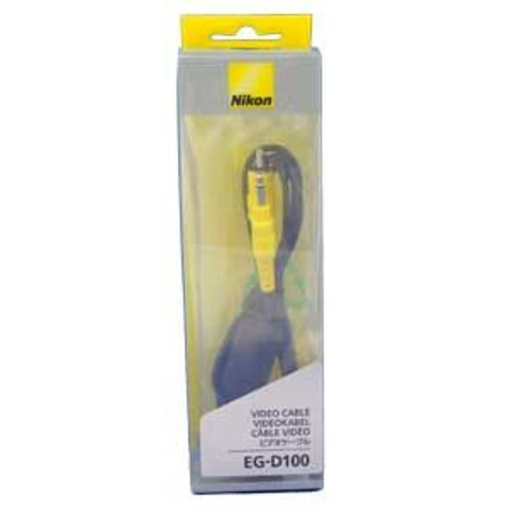 Video-Kabel Nikon/Canon EG-D100/VC-100   Ersatzteile & Zubehör ...