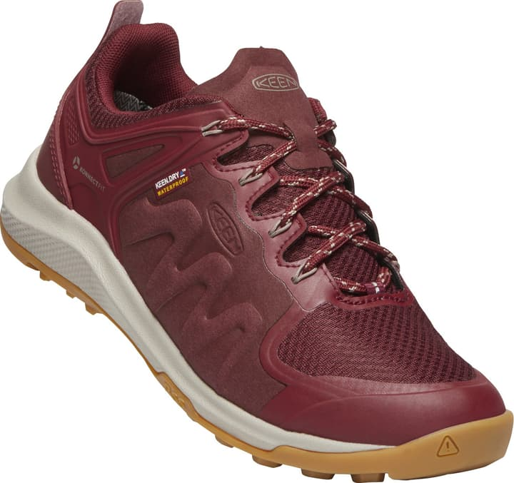 Explore WP Chaussures polyvalentes pour femme Keen 461121836088 Couleur bordeaux Taille 36 Photo no. 1