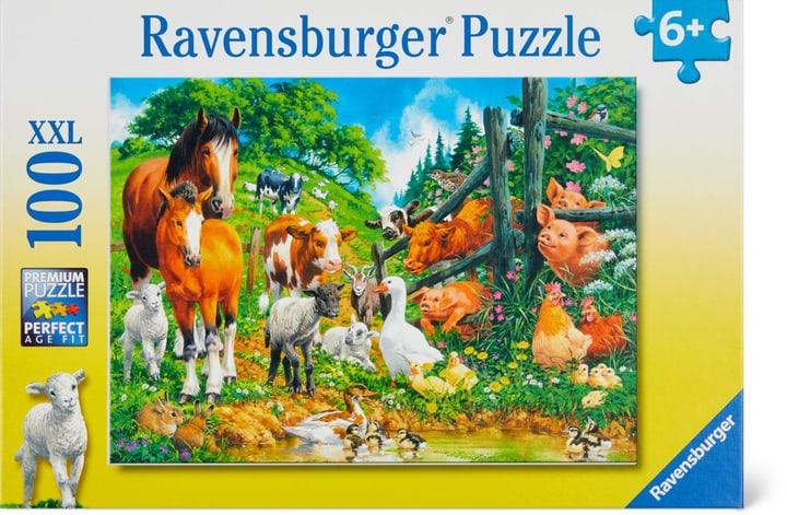Gruppo di animali Ravensburger Puzzle 748978300000 N. figura 1