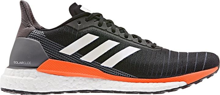 Solar Glide Chaussures de course pour homme Adidas 492845641022 Couleur bleu foncé Taille 41 Photo no. 1