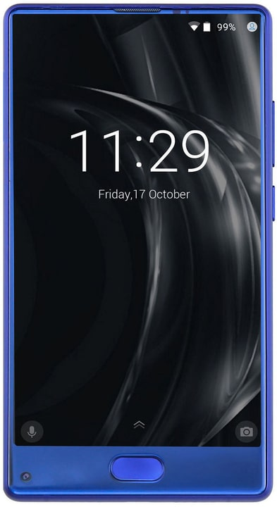 Doogee Mix Lite Bleu Smartphone 785300134059 Photo no. 1