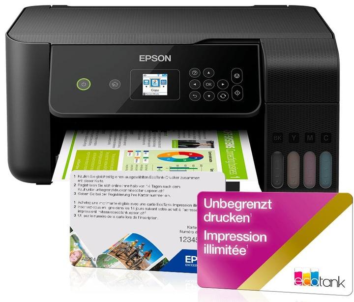 EcoTank ET-2720 Unlimited Imprimante multifonction Epson 785300149662 Photo no. 1