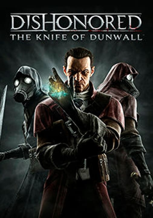 PC - Dishonored - The Knife Of Dunwall Download (ESD) 785300133805 N. figura 1
