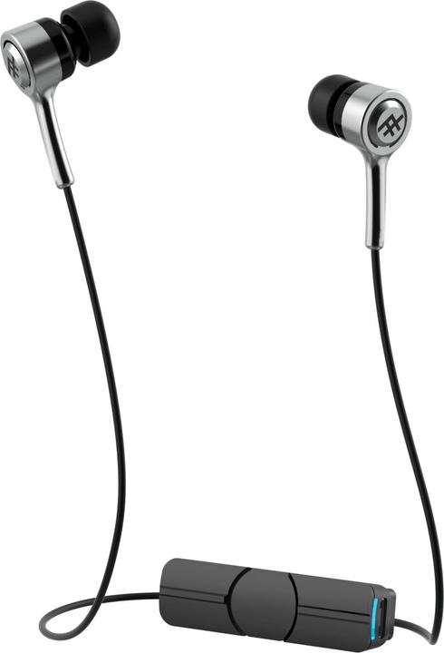 Coda Wireless Ecouteur In-Ear argent Ifrogz 785300131712 Photo no. 1