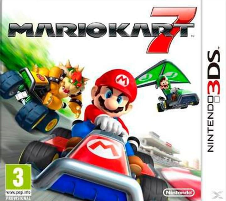 3DS - Mario Kart 7 Box 785300114341 Bild Nr. 1