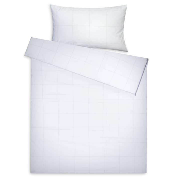 LETO Federa per cuscino percalle 376072010610 Dimensioni L: 65.0 cm x L: 65.0 cm Colore Bianco N. figura 1