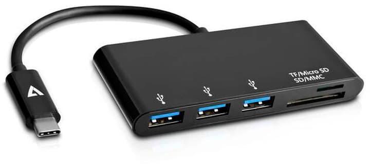 USB-C Multiport Adattatore Adattatore V7 785300150374 N. figura 1
