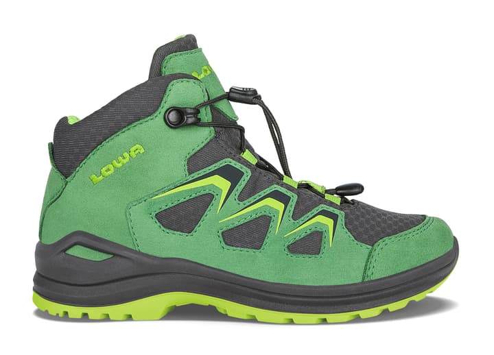 Innox Evo GTX Qc Chaussures de randonnée pour enfant Lowa 465514225060 Couleur vert Taille 25 Photo no. 1