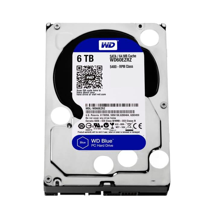 """Blue 6TB SATA 3.5"""" Western Digital 785300126645"""