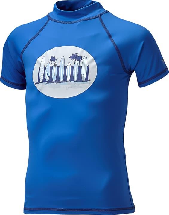 T-shirt de bain U.V.P. pour garçon Extend 464525814040 Couleur bleu Taille 140 Photo no. 1