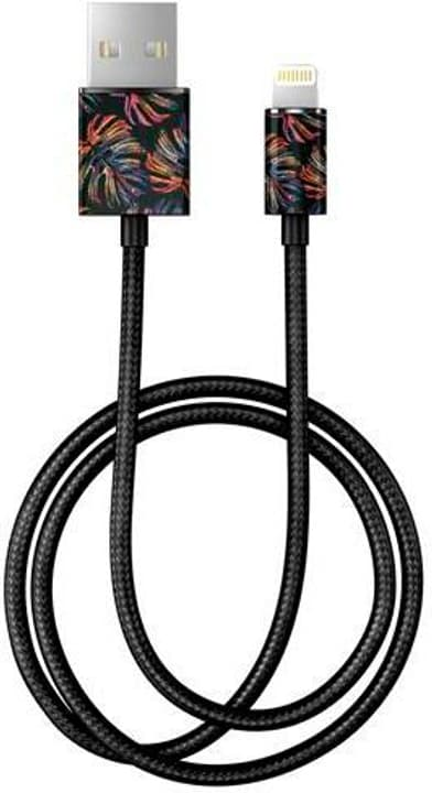 "Câble 1.0m, Lightning->USB  ""Neon Tropical"" Câble iDeal of Sweden 785300148088 Photo no. 1"