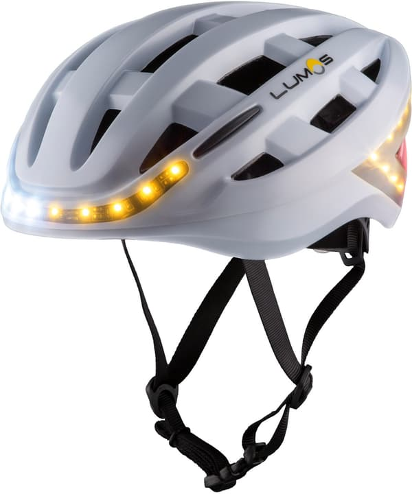 Casque de velo Lumos 465018100110 Couleur blanc Taille one size Photo no. 1